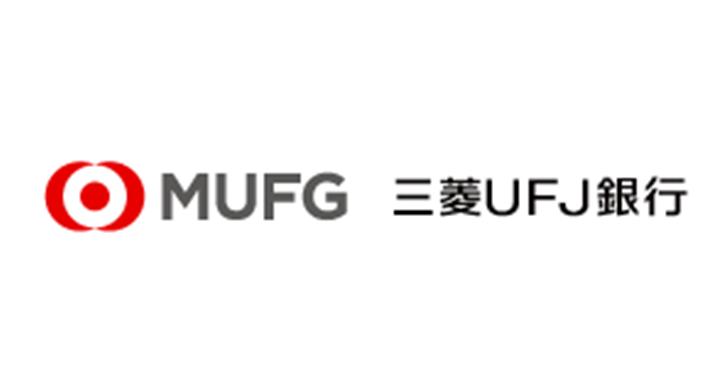 三菱UFJ銀行/カードローン「バンクイック」/画像mufg cardloan banquic logo